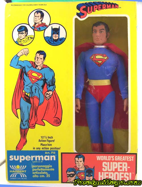 12 inch harbert superman